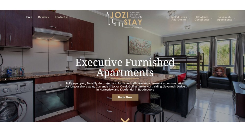 Jozi Stay Apartments