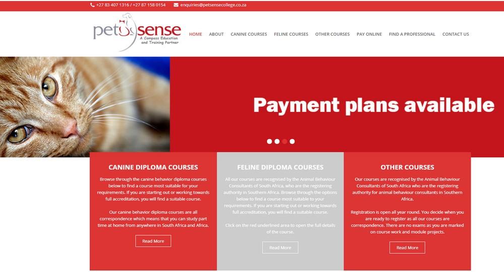 Pet Sense College