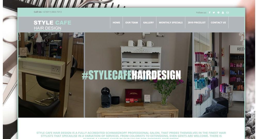 Style Cafe Hair Design