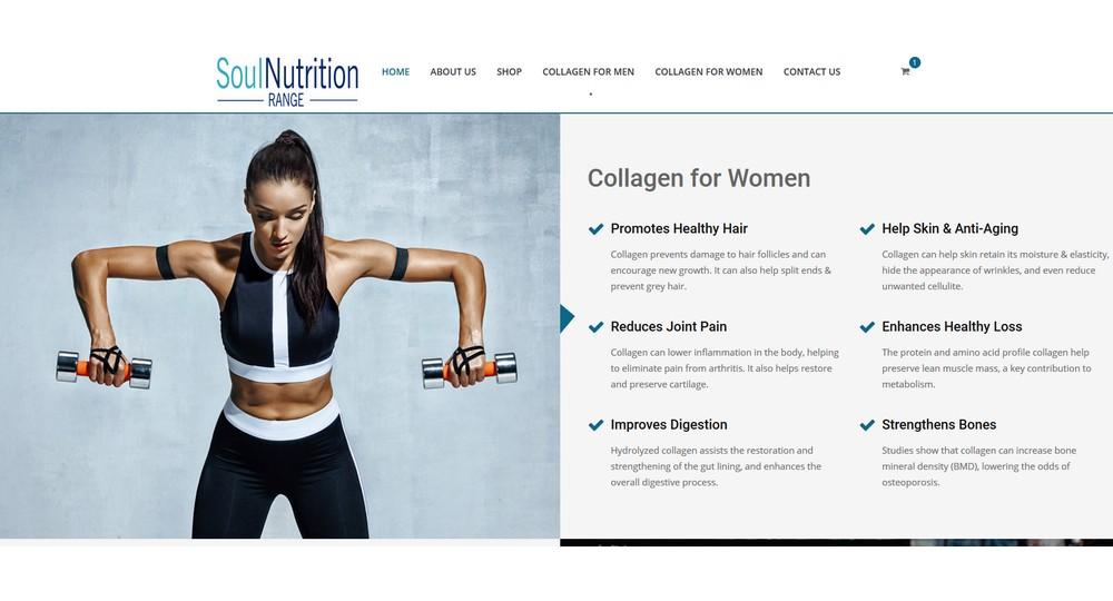 Soul Nutrition Range